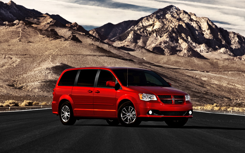 2012 Dodge Grand Caravan Passenger Side1