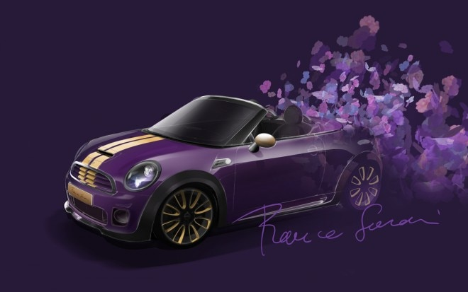 2012 Mini Roadster By Franca Sozzani Of Italian Vogue1 660x413