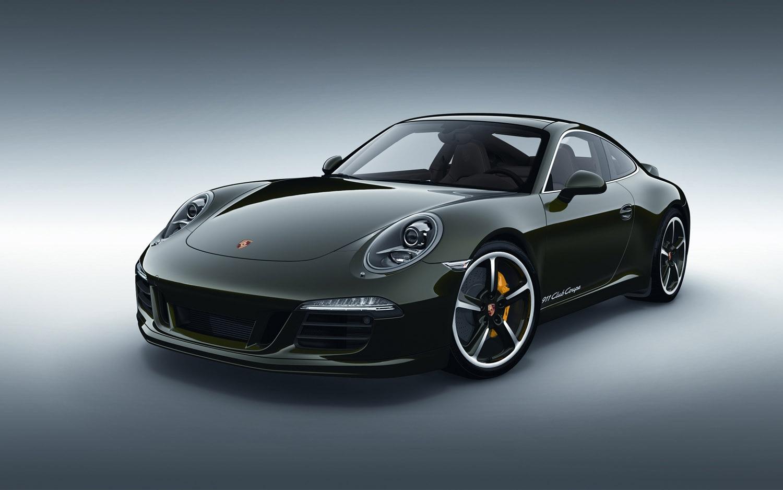 2012 Porsche 911 Club Coupe Front Three Quarter1