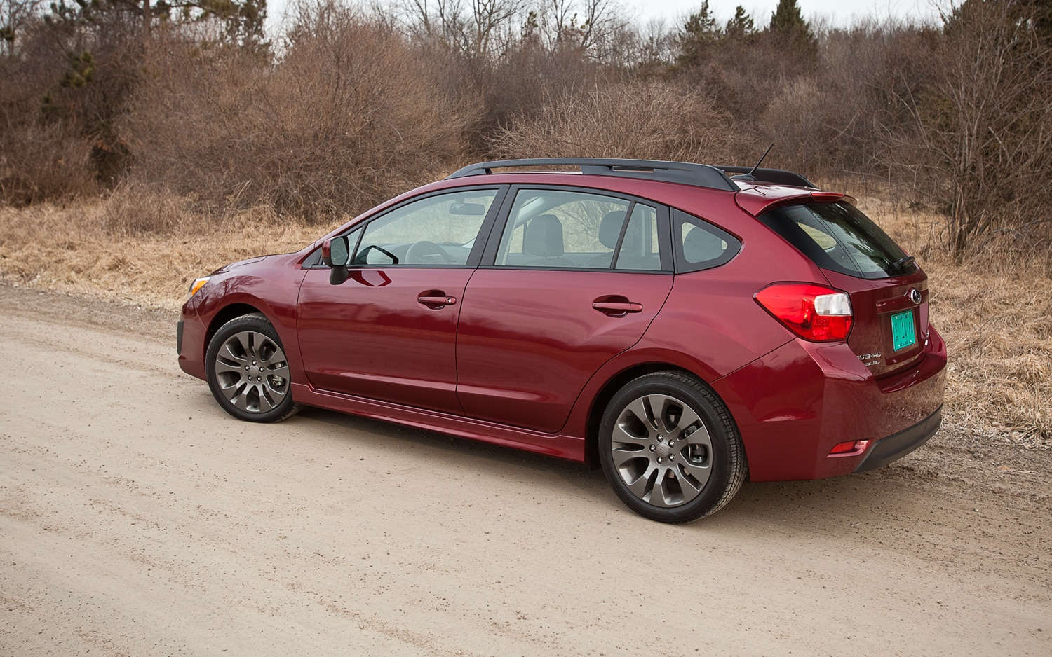 2012 subaru impreza 2.0i sport limited - editors' notebook