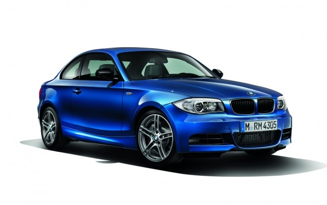 2013 BMW 135is Coupe Front Three Quarter1 660x413