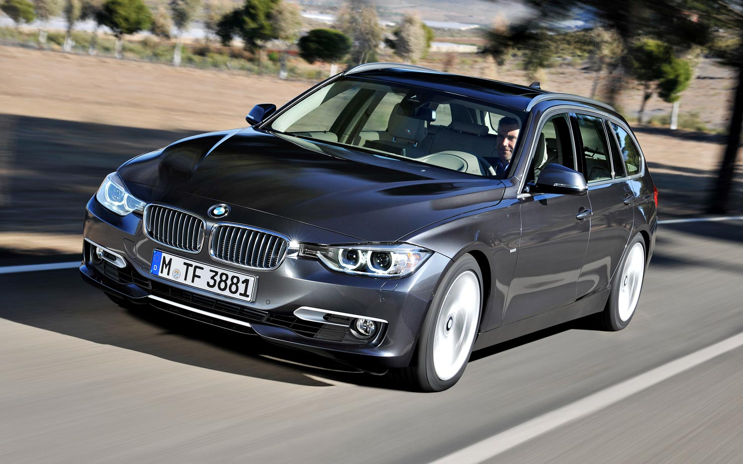 2013 BMW 3 Series Sport Wagon Featured1