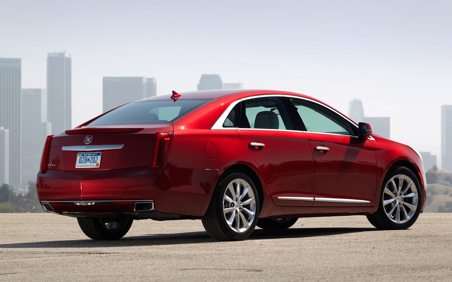 First Drive 2013 Cadillac Xts Automobile Magazine