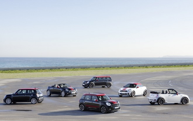 2013 John Cooper Works Mini Range 6 Up1 660x413