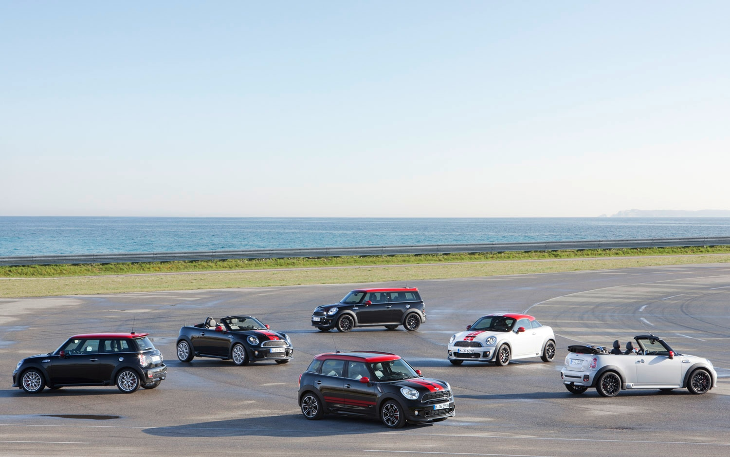 2013 John Cooper Works Mini Range 6 Up1