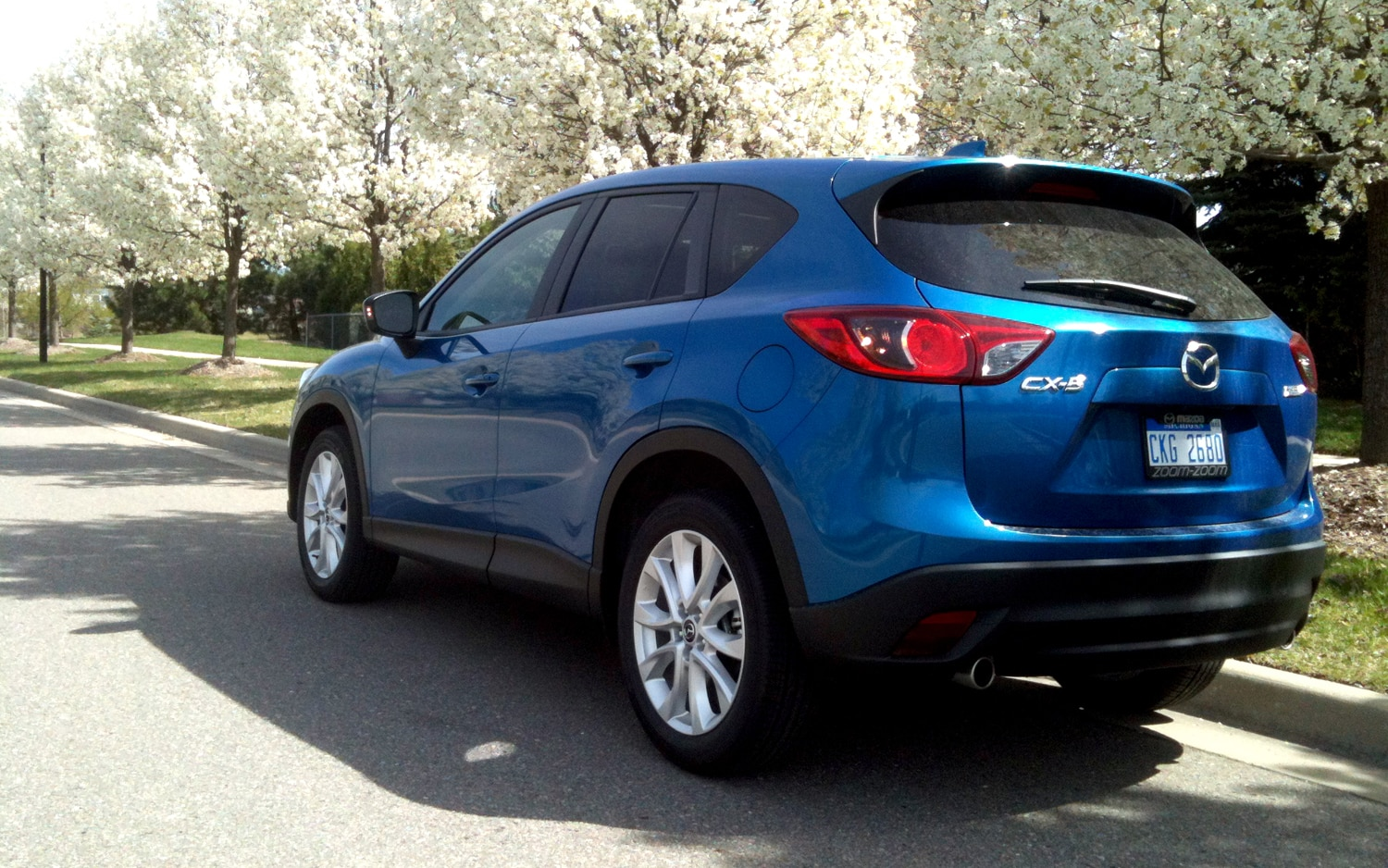 2013 mazda cx 5 grand touring four season update may. Black Bedroom Furniture Sets. Home Design Ideas