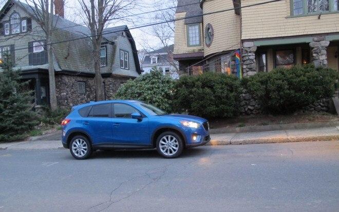 2013 Mazda CX 5 Grand Touring Right Side View1 660x413