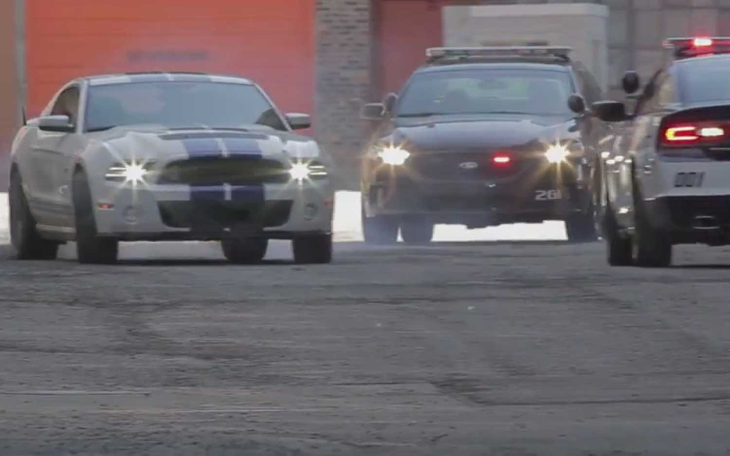 2013 Shelby GT500 Chase1