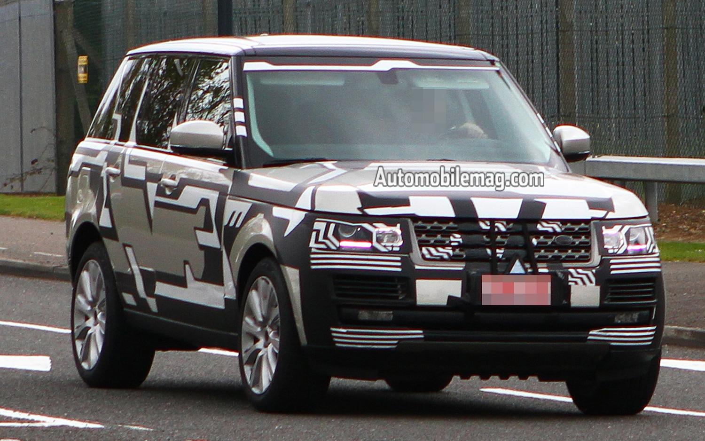 2014 Range Rover Front Spy1