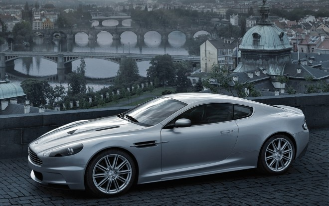 Aston Martin DBS Front Three Quarter 11 660x413