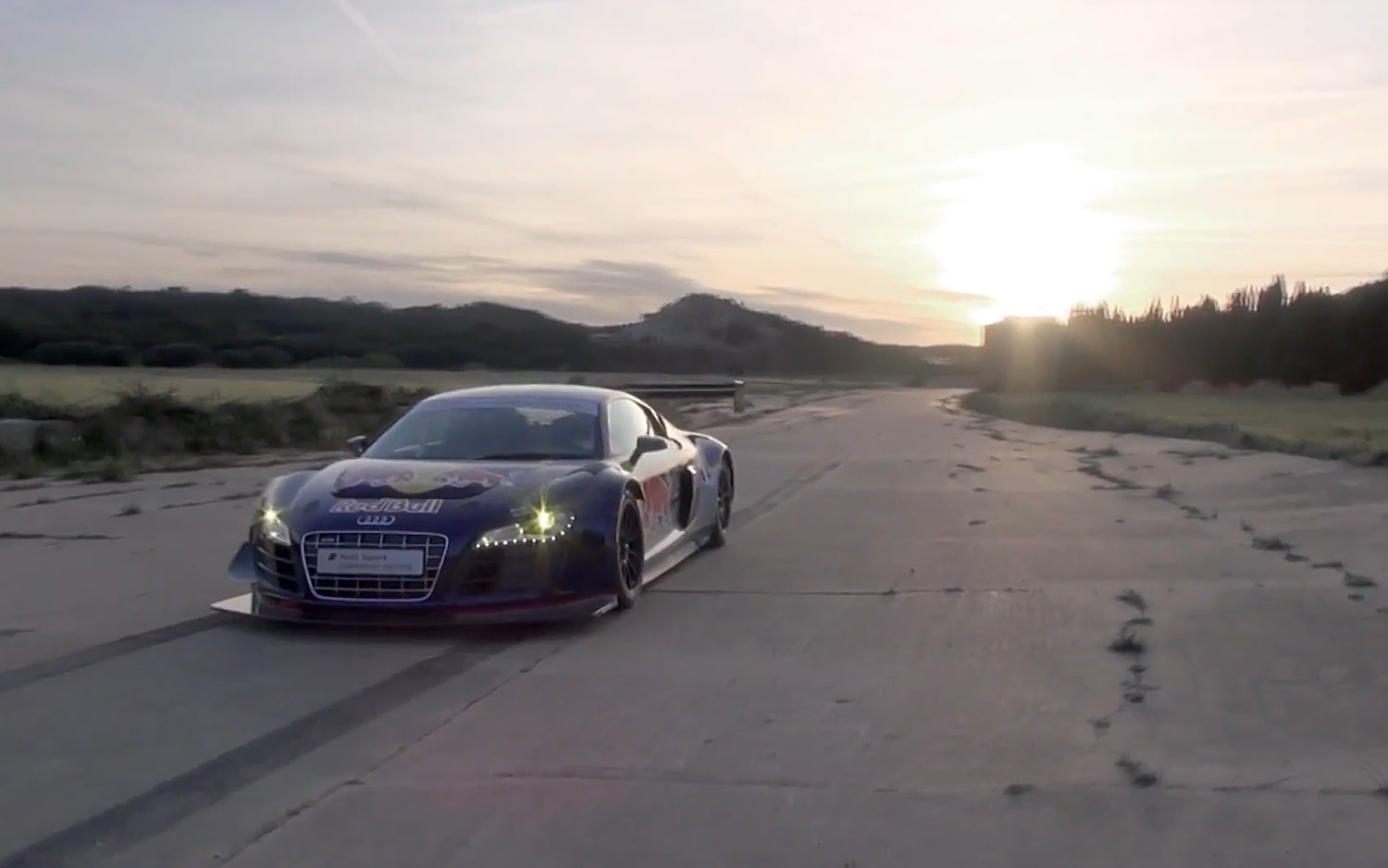 Audi R8 LSM Front Three Quarter1