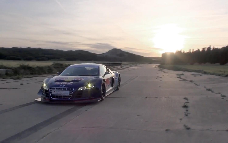 Audi R8 LSM Front Three Quarter1