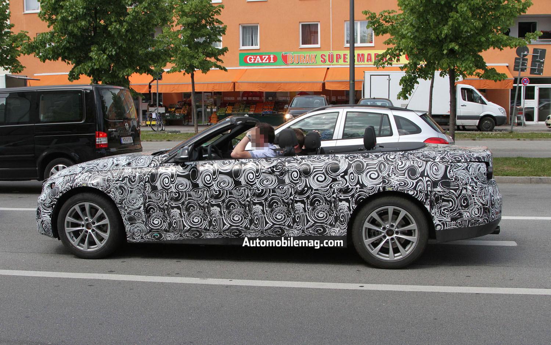 BMW 4 Series Convertible Profile1