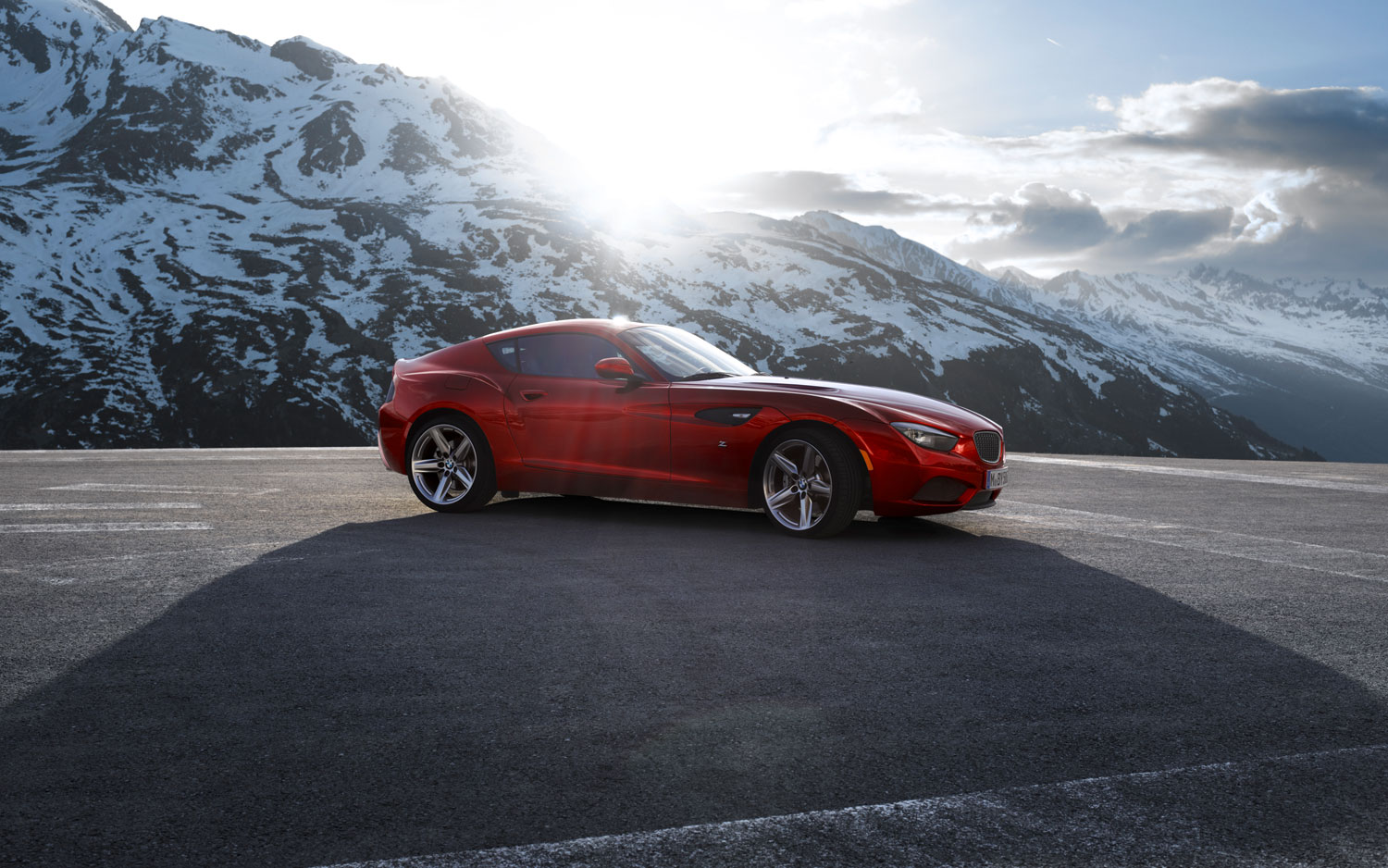 Bmw Zagato Tap Coachbuilding Tradition For One Off Bmw