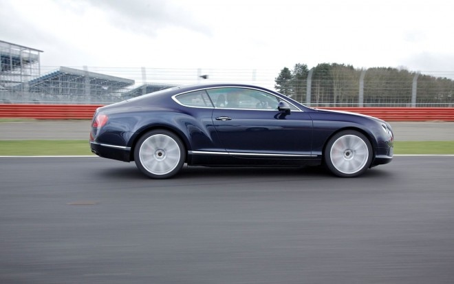 Bentley Continental GT V8 Right Side View 21 660x413