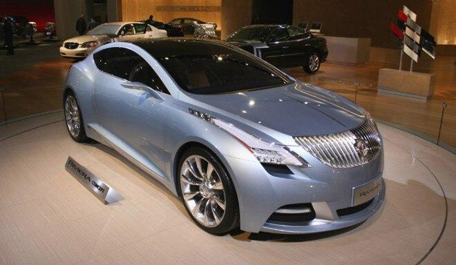 Buick Riviera Concept Front Three Quarter