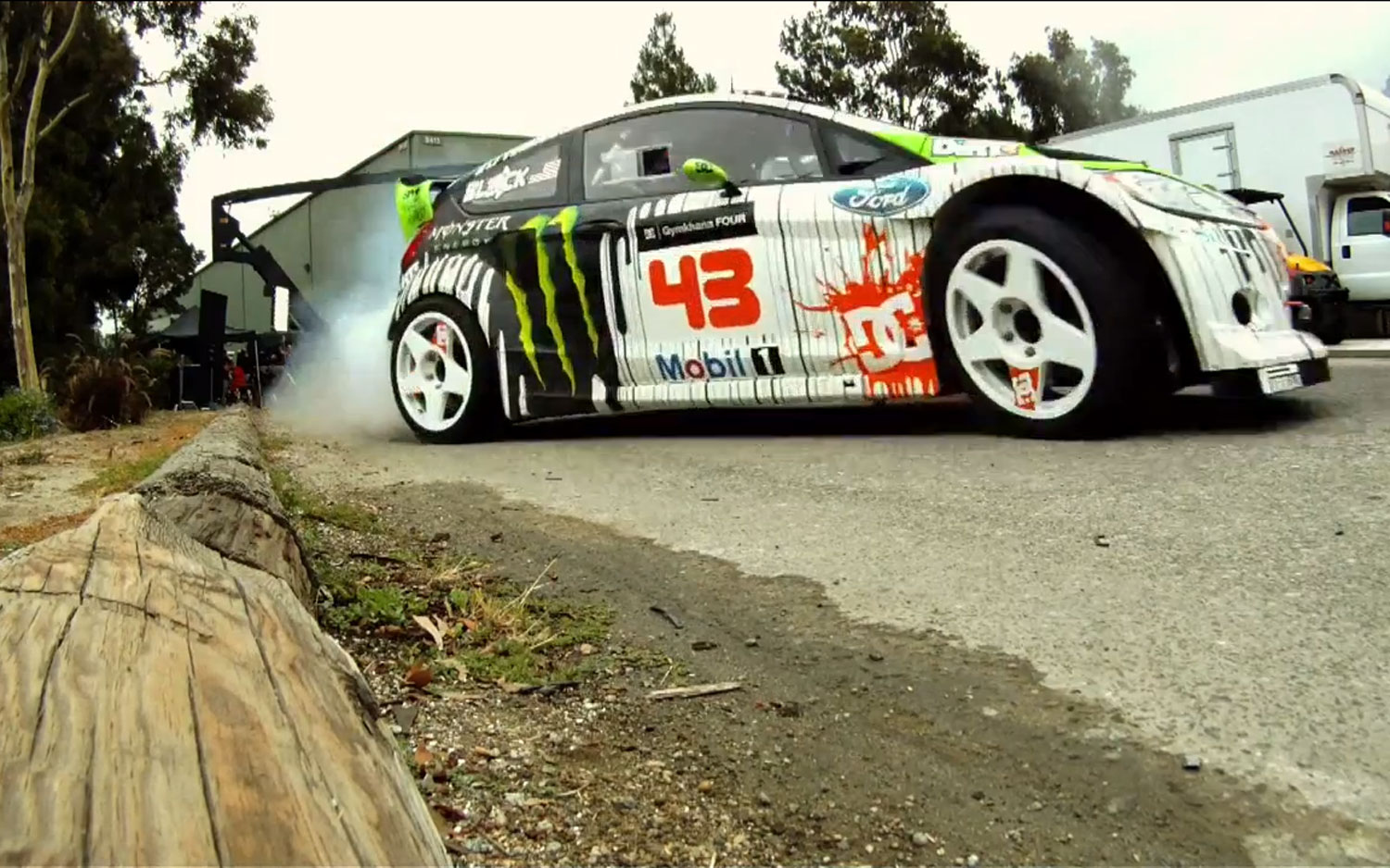 DC Gymkhana FOUR Bonus Edit Photo 41