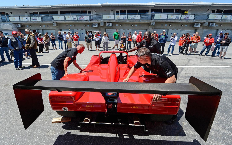 Ferrari 333 SP Rear1