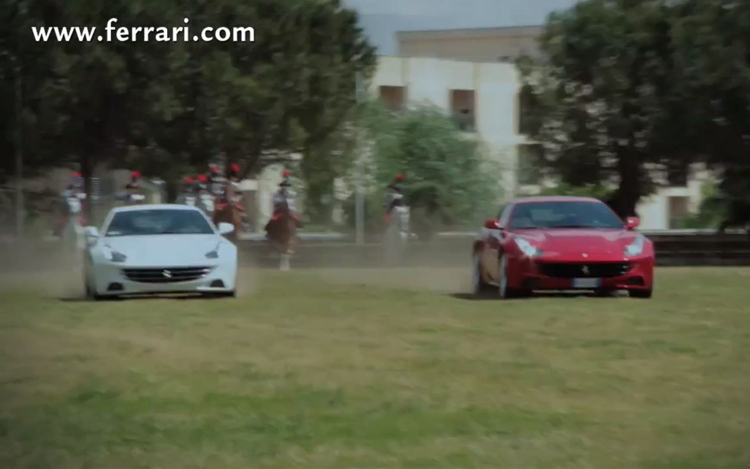 Ferrari FF English Diamond Jubilee Pageant Pic 21