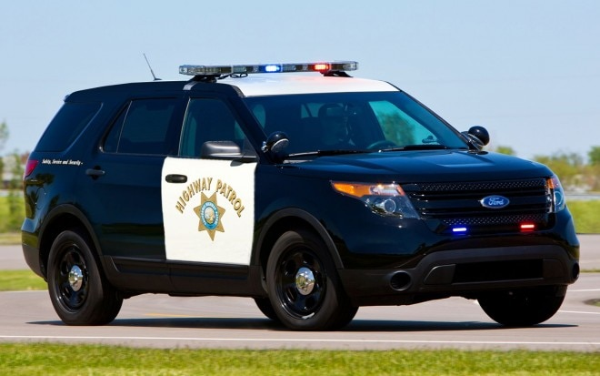 Ford Explorer Interceptor Utility Cruiser Front View1 660x413