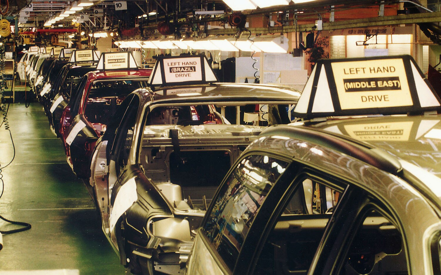 Holden Export Assembly Line1
