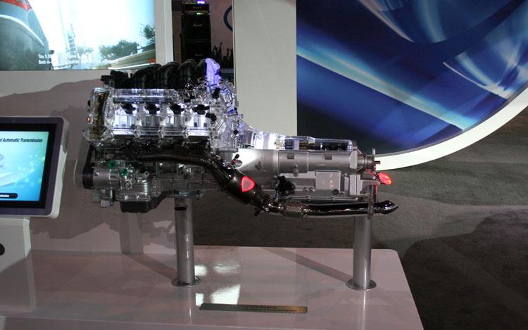 Hyundai 5 Liter Engine 8 Speed Transmission1