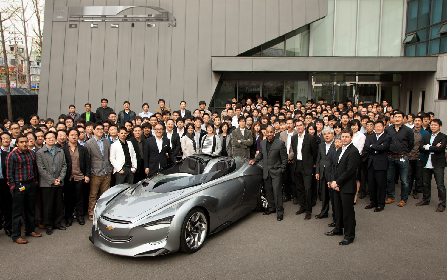 Korean GM Design Family1