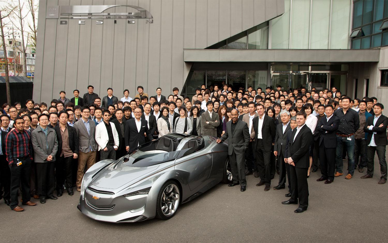 Korean GM Design Family1