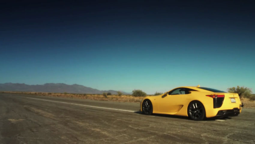 Lexus LFA Screenshot1