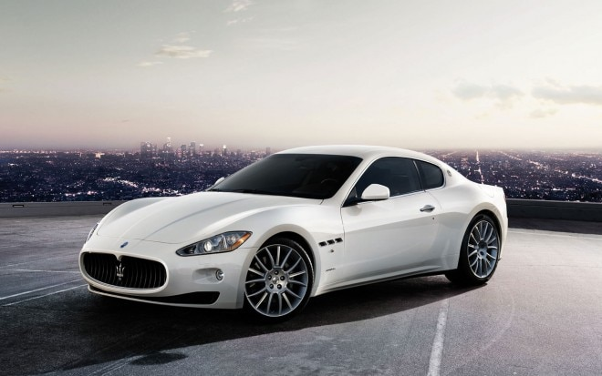 Maserati GranTurismo Front Three Quarter View1 660x413