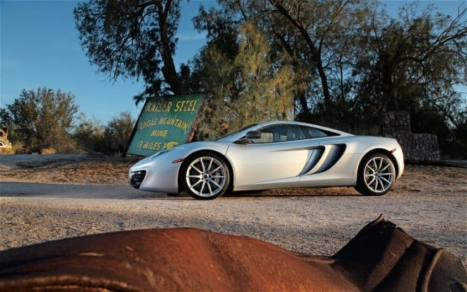 McLaren MP4 12C Left Side View1 660x413