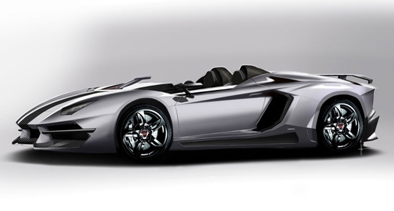 Prindiville Lamborghini Aventador J1