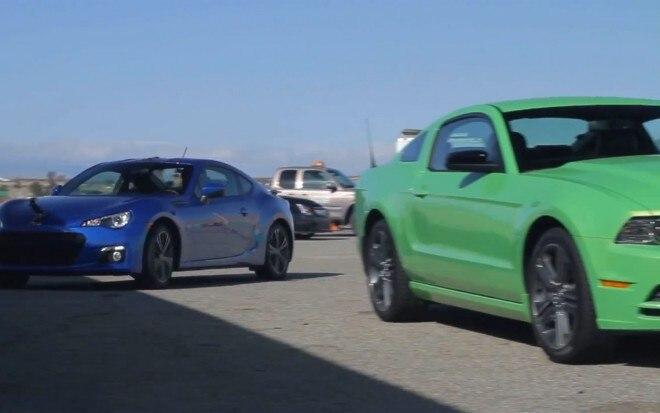 Subaru BRZ Vs Mustang V6 TP H2H Episode 7 Pic 101 660x413
