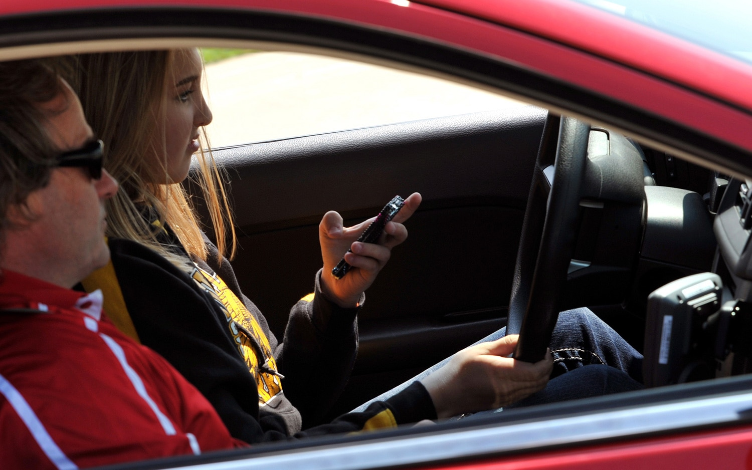 Texting While Driving 21