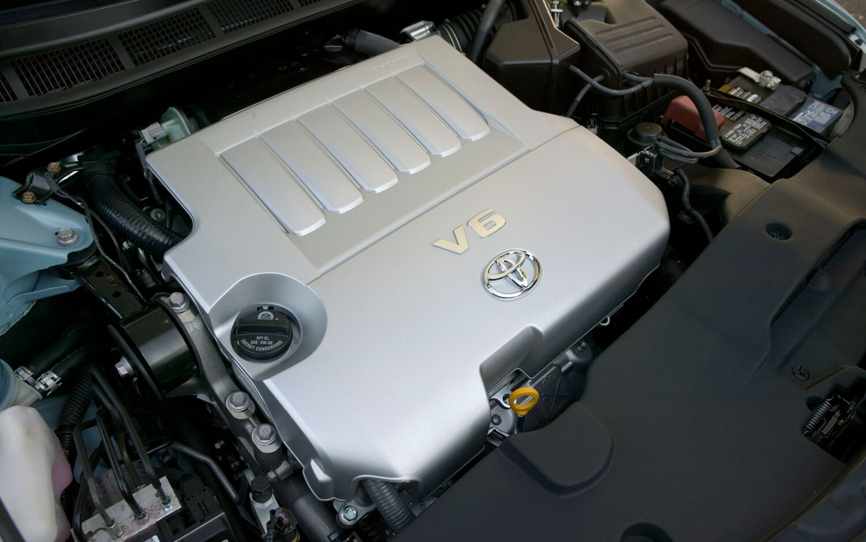 Toyota Camry 35 V6 Engine1