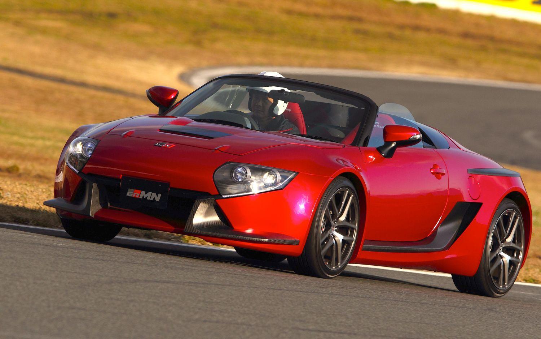 Toyota MR S1