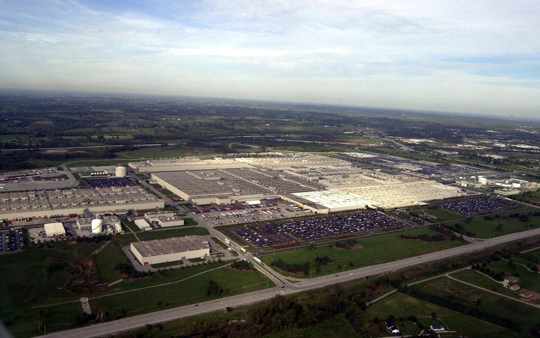 Toyota Motor Manufacturing Kentucky1