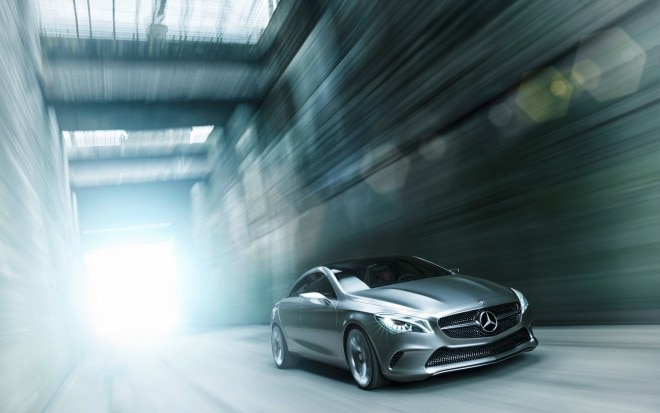 Mercedes Benz Concept Style Coupe Front Right View 21 660x413