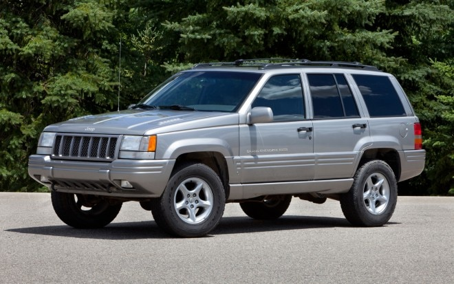 1998 Jeep Grand Cherokee Front Three Quarter1 660x413