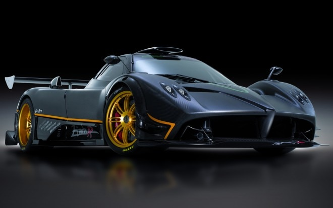 2009 Pagani Zonda R Front Three Quarter 31 660x413