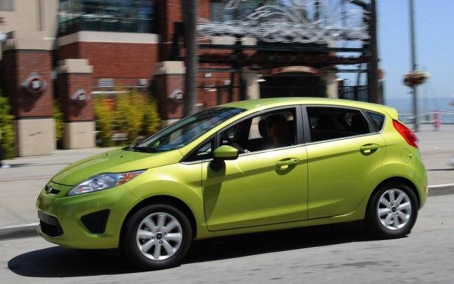 2011 Ford Fiesta Front Three Quarter1 660x413