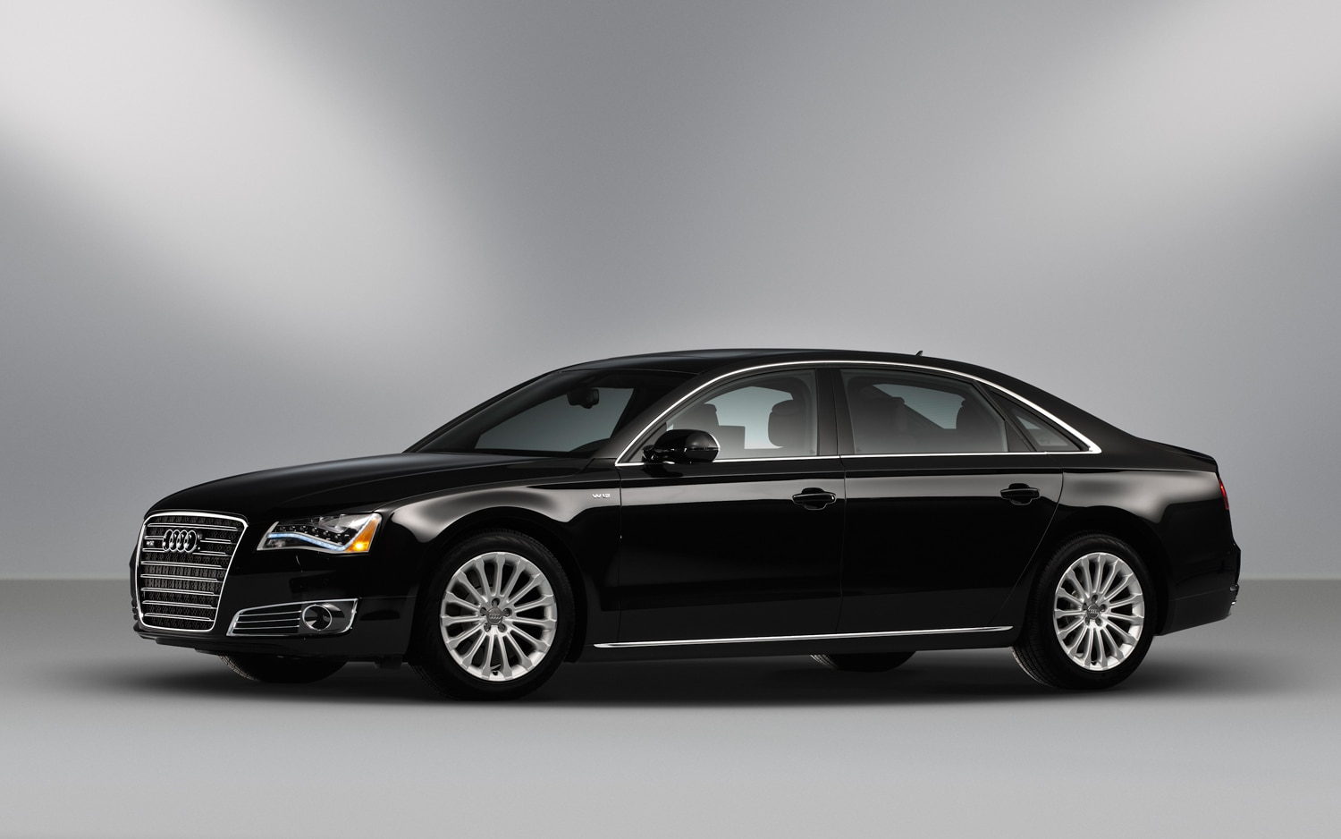 Audi Prices 2013 A8 30T at 73095 A8 L W12 at 135395 Photo
