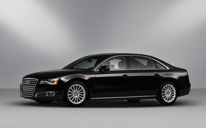 2012 Audi A8 L W12 Front Three Quarter1 660x413
