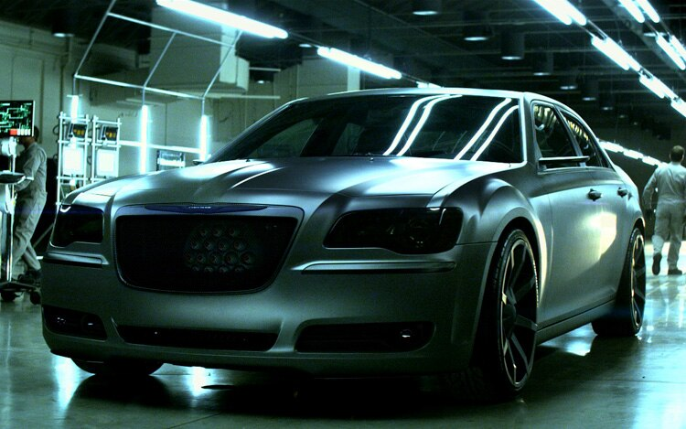 2012 Chrysler 300S Imported From Gotham City
