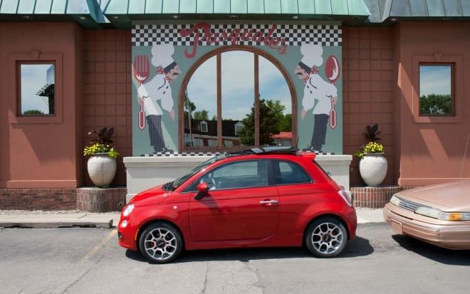 2012 Fiat 500 Sport Side 21 660x413