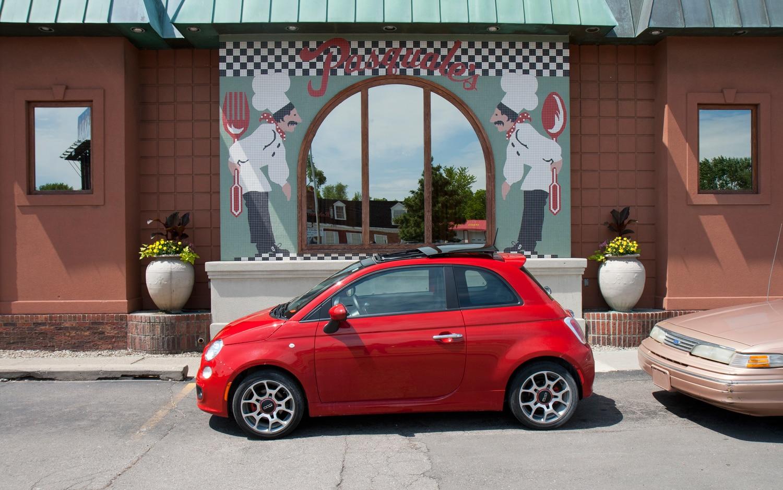 2012 Fiat 500 Sport Side 21