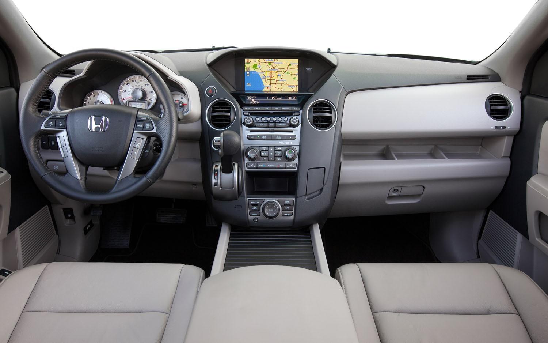2012 Honda Pilot 4wd Touring Editors 39 Notebook