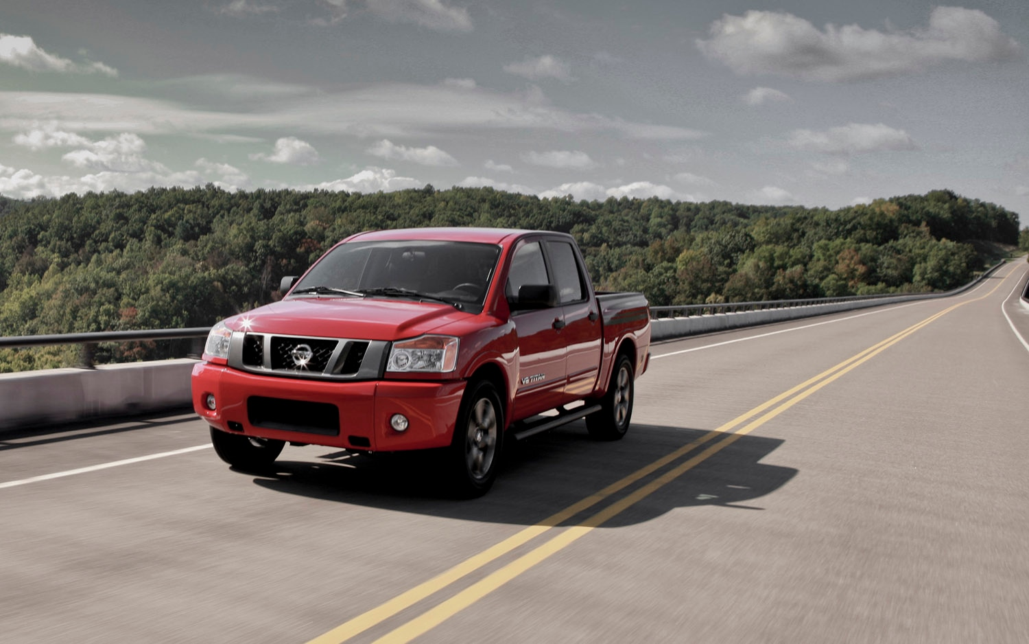 spied 2013 nissan titan testing in michigan. Black Bedroom Furniture Sets. Home Design Ideas