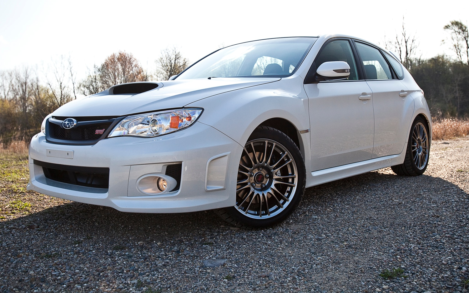2012 subaru impreza wrx sti - editors' notebook - automobile magazine