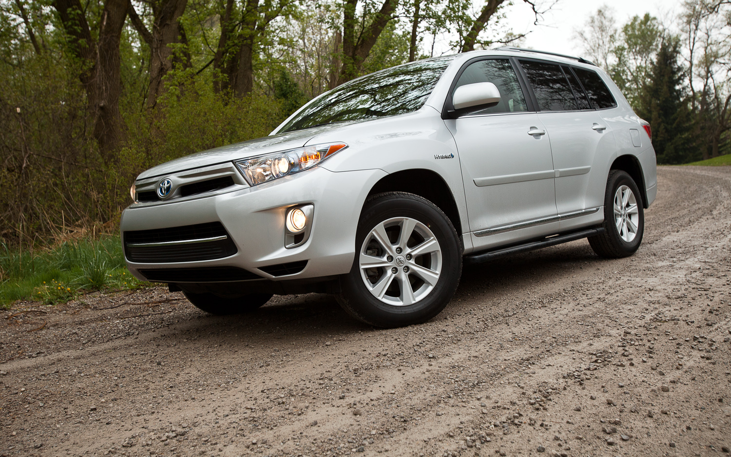 2012 toyota highlander hybrid editors 39 notebook automobile magazine. Black Bedroom Furniture Sets. Home Design Ideas
